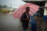 The Rainy Season In Liberia …