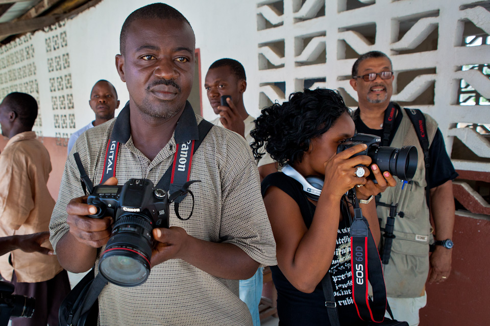 Together Liberia Project - Rivercess Trip - <a href=