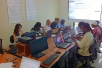 Rocking The Web at the Ushahidi iLab Liberia